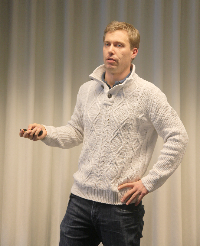 Dr. Peter Staar, IBM Zurich Lab
